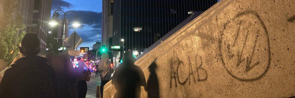 Biggest Little City Antifascists